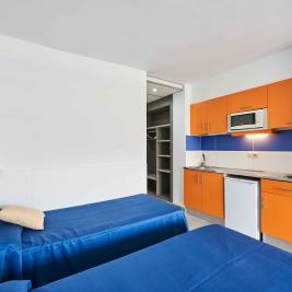2 beds Aparthotel Inter 2 Salou