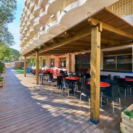 bar apartments inter2 salou