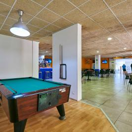 billiard bar apartments inter2 salou
