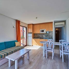 apartment 3-4 persons